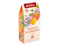 Mistral Marhuľa a levanduľa ovocný čaj 1x36 g