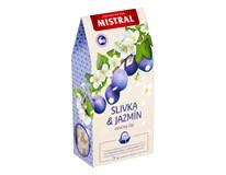 Mistral Slivka a jazmín ovocný čaj1x36 g