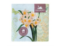 HARMONY PAP.OBR. 20ks DAFF.ON BLU