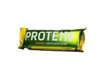 Tekmar Protein tyčinka Banánová + BCAA amino acids 1x60 g