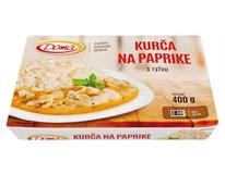 Doma Kura na paprike s ryžou chlad. 1x400 g
