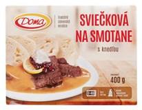 Doma Sviečková na smotane s knedľou chlad. 1x400 g