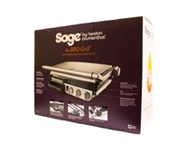 Kontaktný gril BGR200BSS Sage 1ks