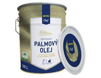 Metro Chef Palmový olej 1x20 l