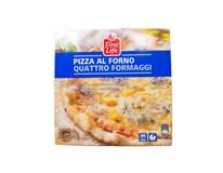 Fine Life Pizza 4 druhy syra  z kamennej pece mraz. 1x350 g