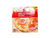 Fine Life Pizza Salámová z kamennej pece mraz. 1x330 g