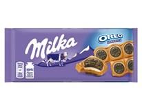 Milka Oreo sandwich tabuľková čokoláda 8x92 g