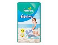 Pampers Splashers plienkové nohavičky S4 1x11 ks