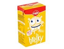 Rajo Brejky Vanilkové mlieko UHT chlad. 1x250 ml