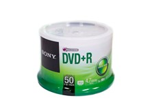 DVD+R SONY 4,7GB 50ks CAKE 16x