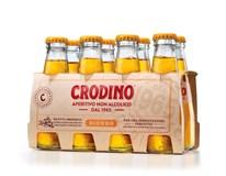 Crodino nealkoholický aperitív RTD 6x8x100 ml