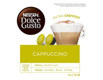 Nescafé Dolce Gusto Cappuccino kapsule 1x186,4 g