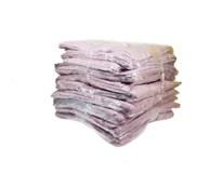 Osuška froté fialová Color line 70x140cm Davídek 10ks