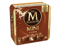 Algida Magnum Mini Almond nanuk mraz. 6x55 ml