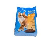 RENO granule hydina dry cat 1x2 kg