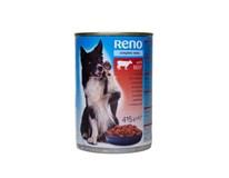 RENO kúsky hovädzie wet dog 1x415 g