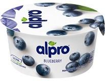 Alpro rastlinná alternatíva jogurtu čučoriedka chlad. 1x150 g