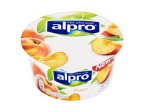 Alpro rastlinná alternatíva jogurtu broskyňa chlad. 1x150 g