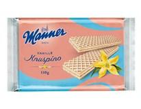 Manner Knuspino napolitánka vanilková 1x110 g