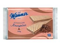 Manner Knuspino napolitánka čokoládová 1x110 g
