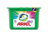 Ariel Color gélové kapsuly 14 praní 1x1ks