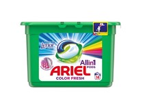Ariel Touch of lenor gélové tablety 1x14 ks