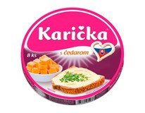 Karička s čedarom tavený syr chlad. 1x125 g