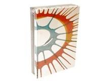 Kniha záznamová linajková A5/144 listov Papírny Brno 3ks