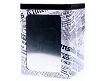 Zásobník na obrúsky Noviny 10x9x13cm 1ks
