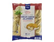 Metro Chef Jalapenos cream cheese mraz. 1x1 kg