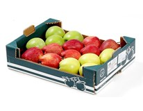 Jablká mix 80/85 I. čerstvé 1x3 kg kartón