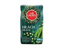 Lagris Hrach zelený celý 6x500 g
