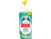 Duck Deep Action Vôňa mäty tekutý čistič 5v1 1x750 ml