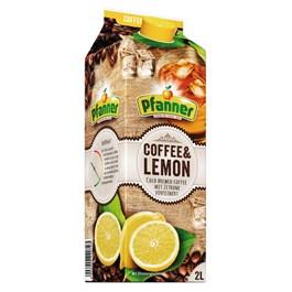 Pfanner nektár Coffee&Lemon 6x2 l