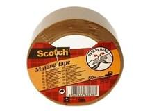Papierová baliaca páska 50mmx50m 3M Scotch 1ks
