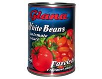 Giana Fazuľa v paradajkovej omáčke 6x425 ml