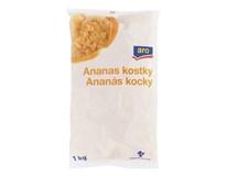 ARO Ananás sušený kocky 1x1 kg