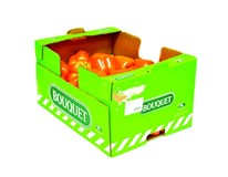 Paprika oranžová 80+ I. čerst. 1x5 kg kartón