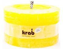 Sviečka repelentná Citronella 1kg KRAB 1ks