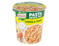 Knorr Snack cestoviny so syrovou omáčkou a bylinkami 1x73 g