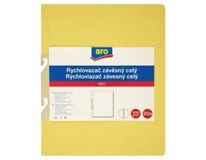 Dosky papierové RZC, žlté ARO 20ks