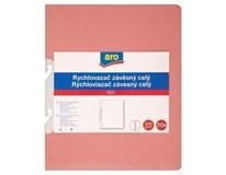 Dosky papierové RZC, ružové ARO 20ks