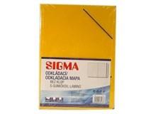 Dosky mapa 250 pp mix SIGMA 5ks