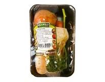 Zeleninová zmes do polievky 1x400 g tácka