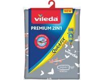 Poťah na žehliacu dosku Viva Premium 2v1 110-130x30-40cm Vileda 1ks