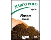 Thymos Marco Polo Rasca drvená 5x20 g