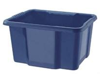 Box stohovateľný 30l 47x36x23,5l modrý ARO 1ks