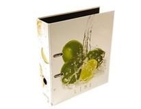Zakladač A4 / 8cm fresh fruit limetka Herlitz 1ks
