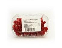 Ríbezle červené čerstvé 1x125 g vanička