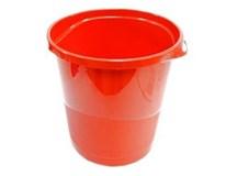 Odpadkový kôš 14l červený VIVIDA 1ks